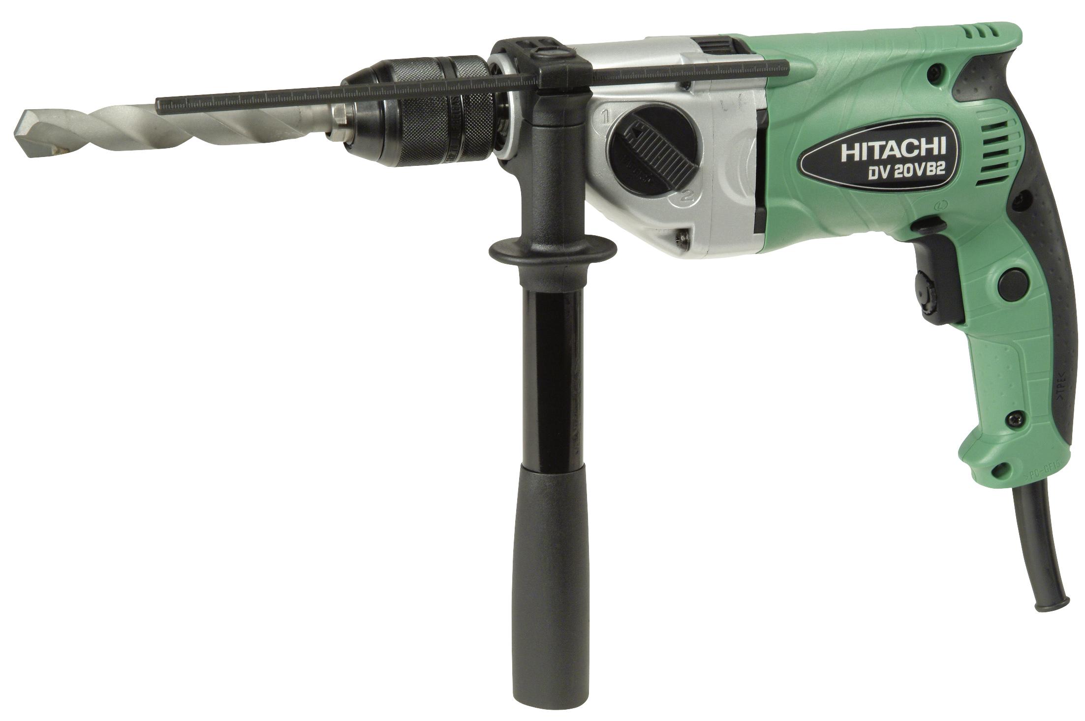 DV20VB2-Taladro-Percutor-20-mm-790-W