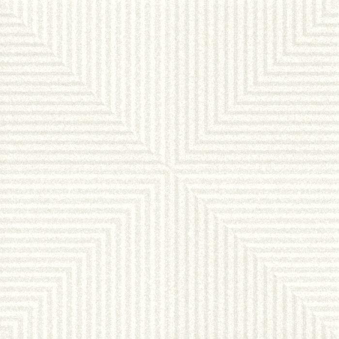 PIQUE 3D WHITE/10X10