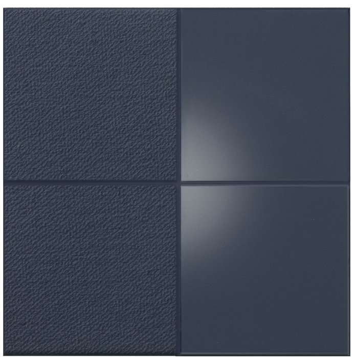 ISO BLUE SQUARES/30X30