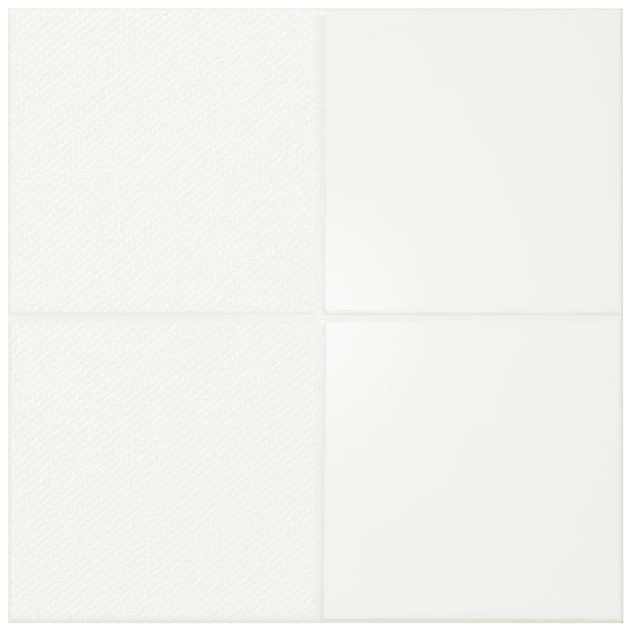 ISO WHITE SQUARES/30X30