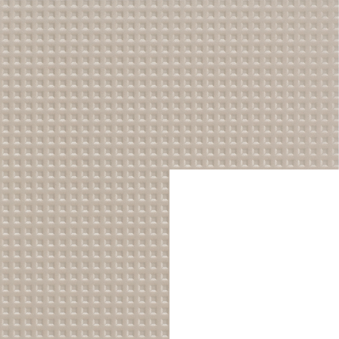 D.SOLAIRE TAUPE SQUARE-4/22,3