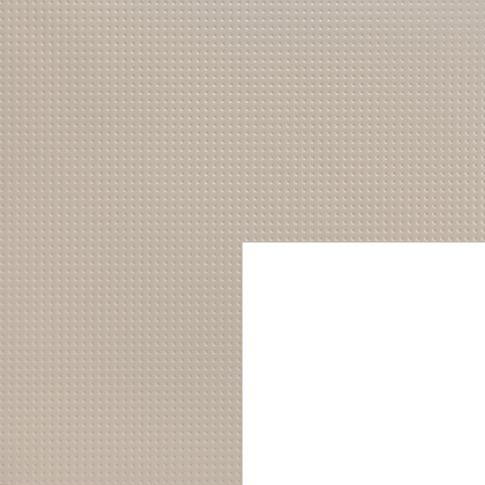 D.SOLAIRE TAUPE SQUARE-3/44,9