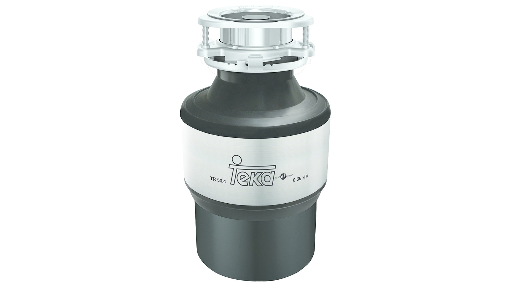 Grinder for stainless steel sink