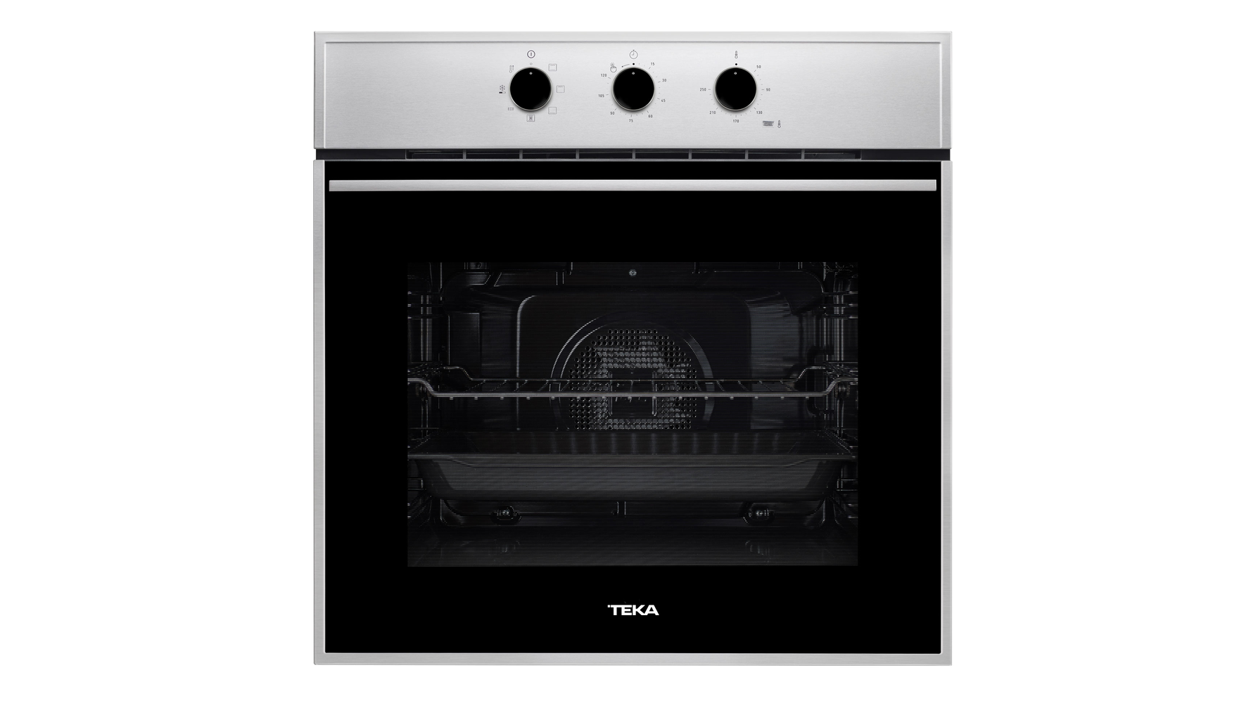Multifunction oven with HydroCleanECO in 60 cm