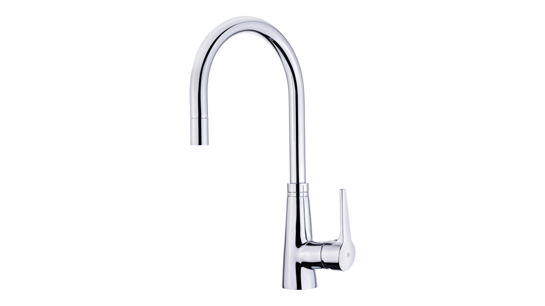 Kitchen faucet mixer with high spout and removable rotating function maneral 1