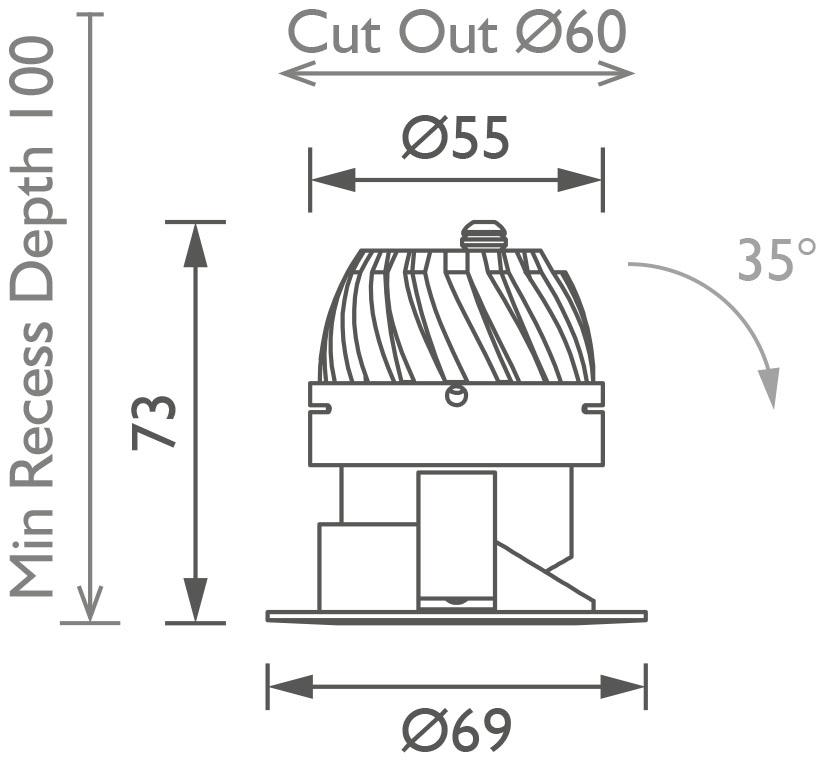 Flush 50 technical image