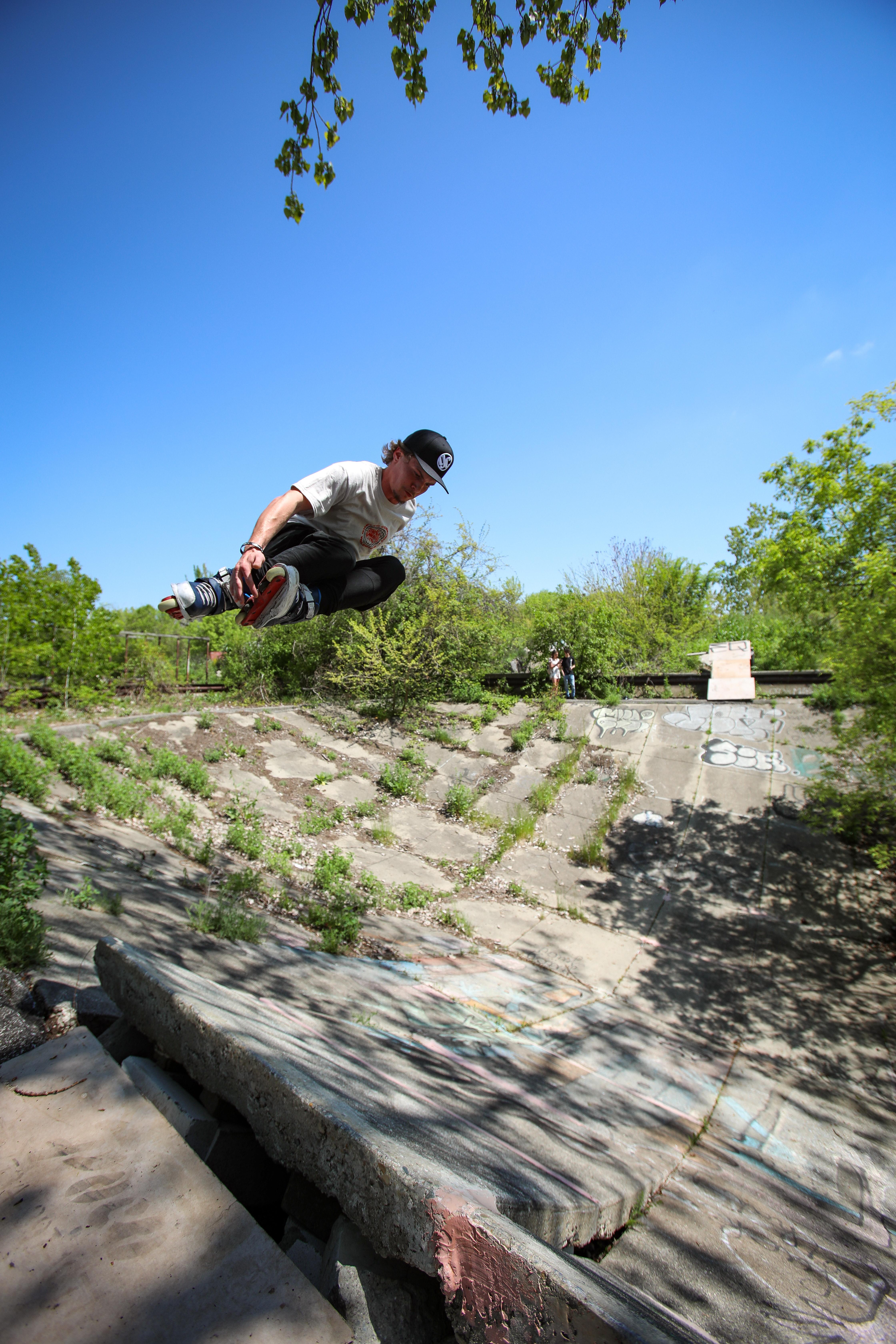 Zack Savage action