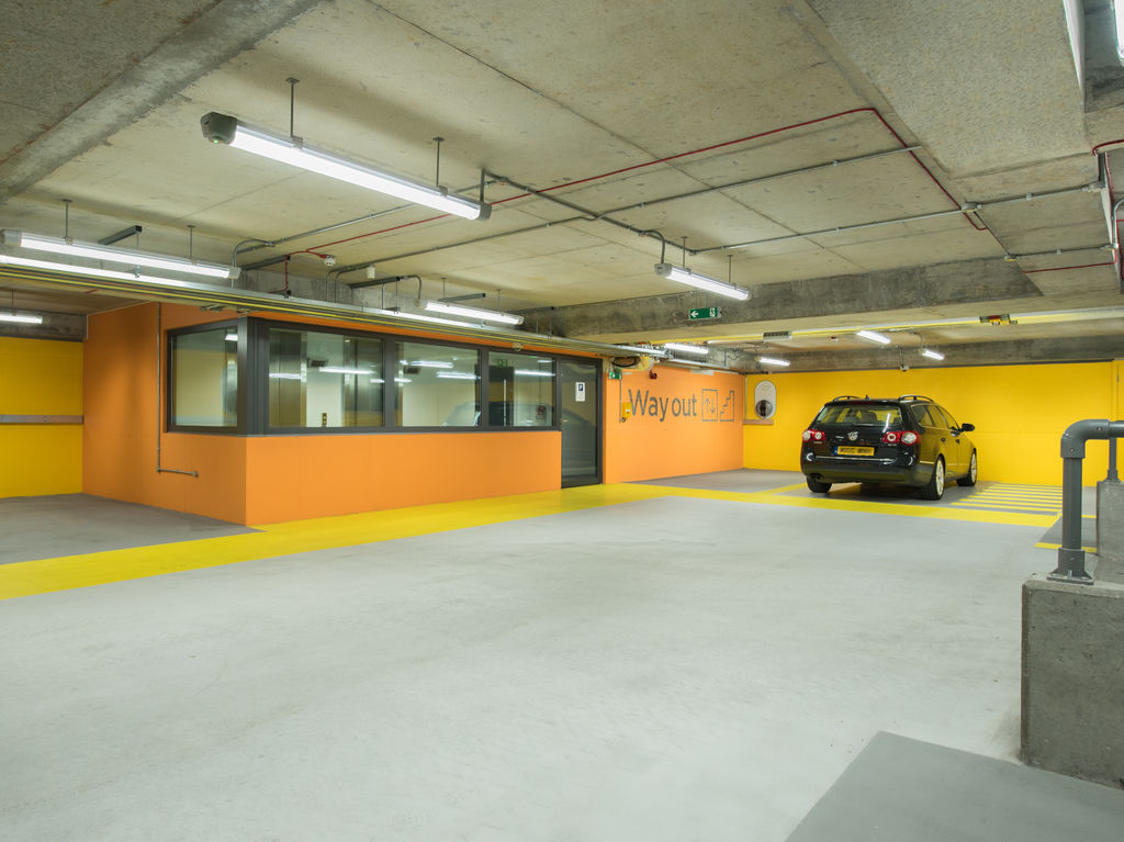 Tapestry Building, Handyside Car Park, Kings Cross
