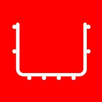 rejiband. wire mesh trays