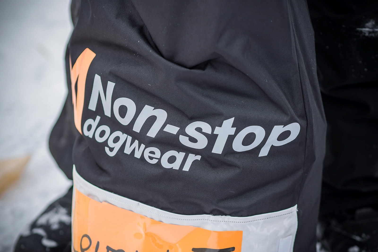 Musher Depot Bag