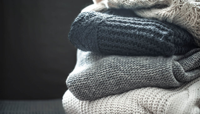 Lava todo tipo de prendas y tejidos