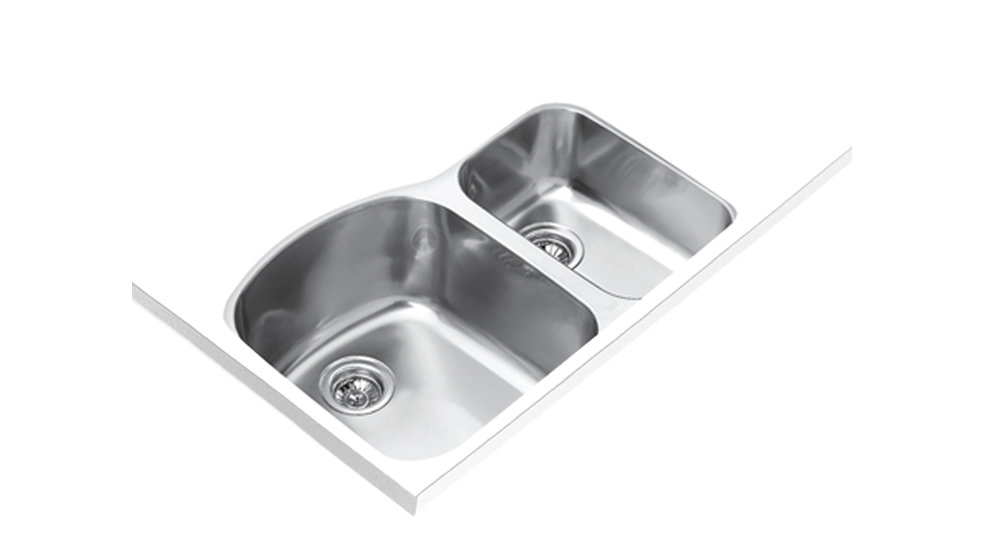 View 1 of sink BE 2B D 800 R Stainless Steel by Teka