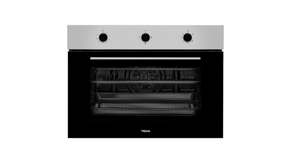 View 1 of oven HSF 824 G Stainless Steel by Teka