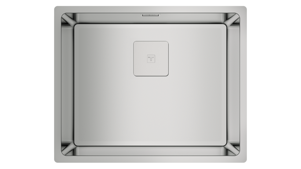 View 1 of sink FlexLinea RS15 50.40 Stainless Steel by Teka