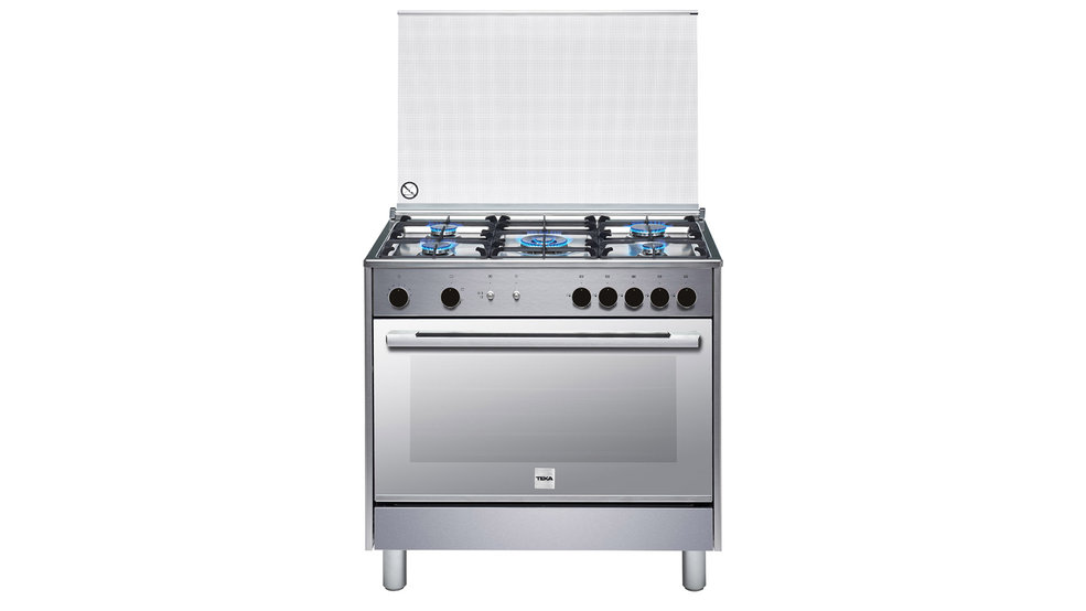 View 1 of free standing cooker FS3R S965 GG XL Stainless Steel by Teka