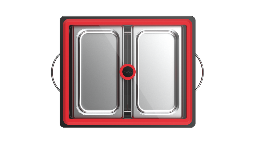 View 1 of kitchen accessory The SteamBox Stainless Steel by Teka