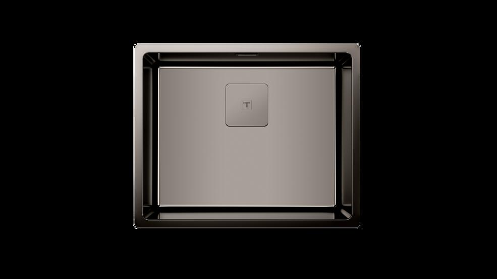 View 1 of sink FlexLinea RS15 50.40 Titanium by Teka