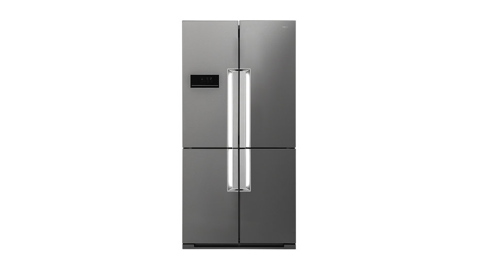 View 1 of refrigerator RMF 75920 Stainless Steel by Teka