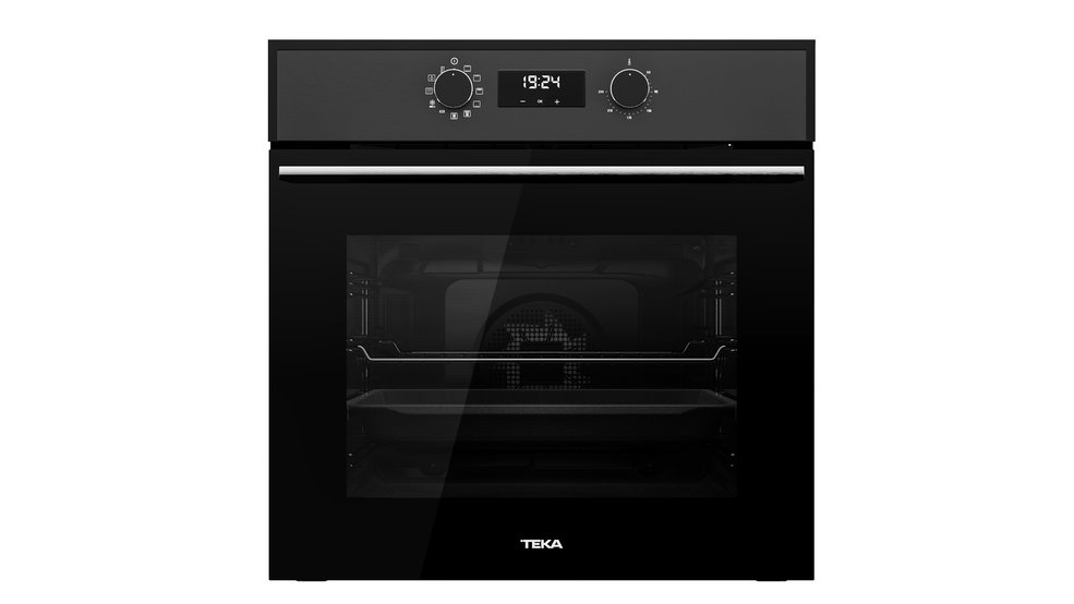 View 1 of oven HSB 620 P Black by Teka
