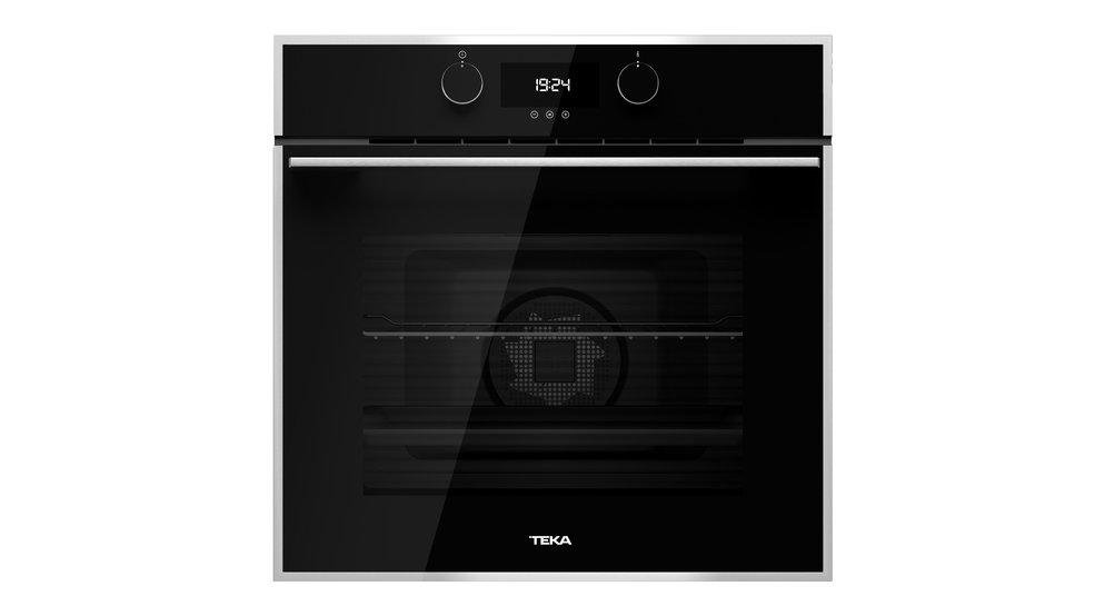 Imagen 1 de horno HLB 850 Black Glass Inox de Teka