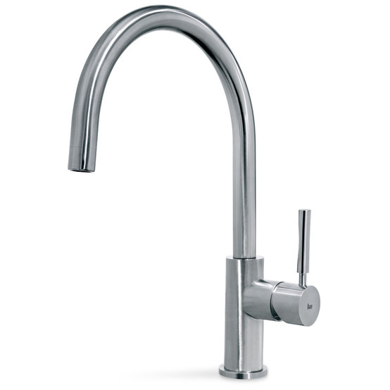 View 1 of sink tap INX 915 Stainless Steel by Teka