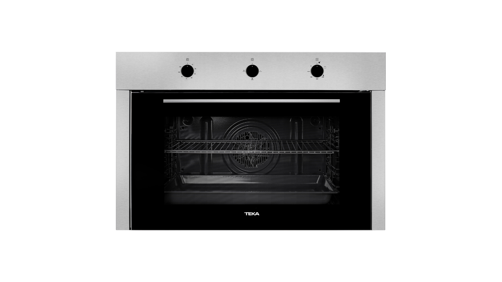 View 1 of oven HSF 924 G Stainless Steel by Teka