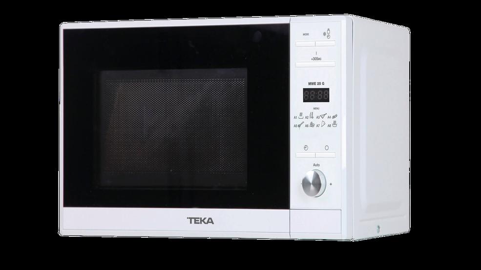 Lò vi sóng Teka MWE 225 G BLANCO có thiết kế đứng độc lập