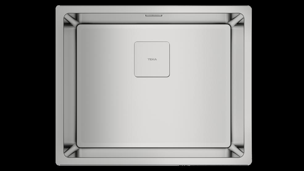 Imagen 1 de fregadero FLEX LINEA RS15 50.40 Stainless Steel de Teka