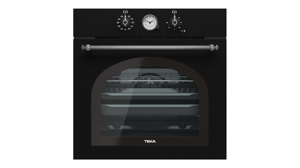 View 1 of oven HRB 6300 Anthracite Silver by Teka