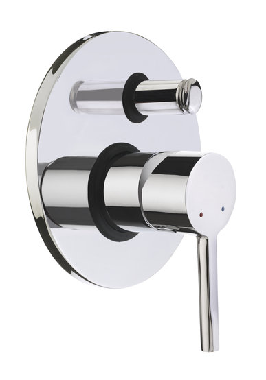 View 1 of bath tap ALAIOR CONCEALED BATH/SHOWER MIXER Chrome by Teka