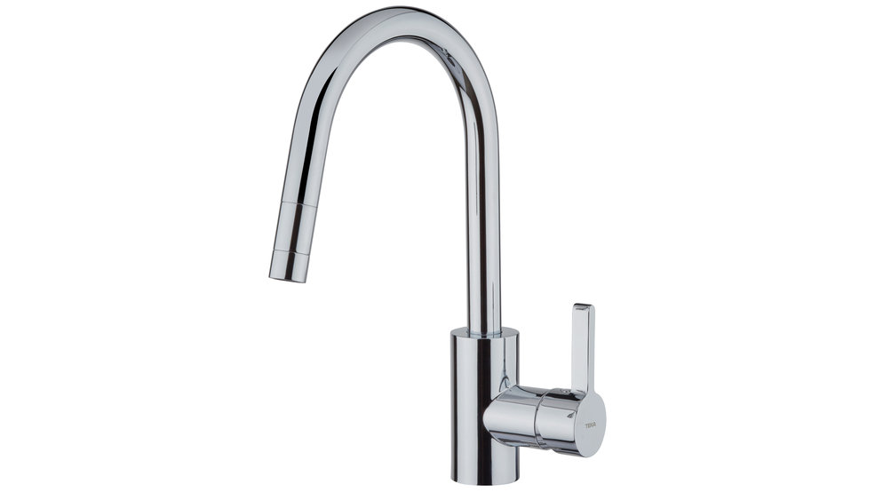 View 1 of sink tap MTP 938 Chrome by Teka