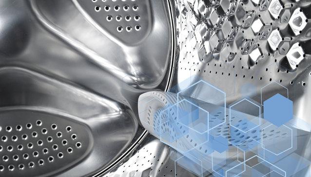Mükemmel yıkama için ileri teknoloji