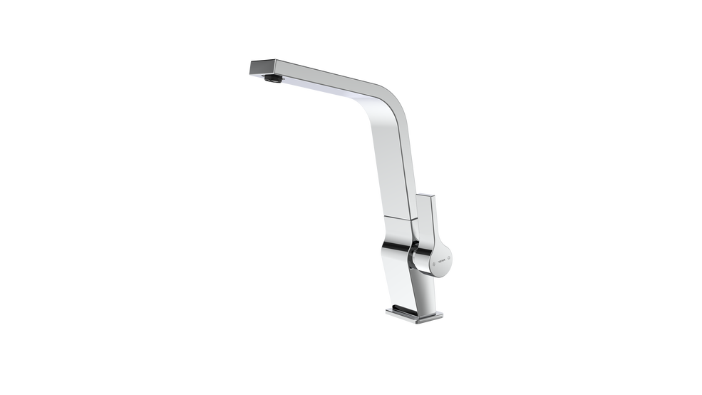 View 1 of sink tap ICC 915 Chrome by Teka