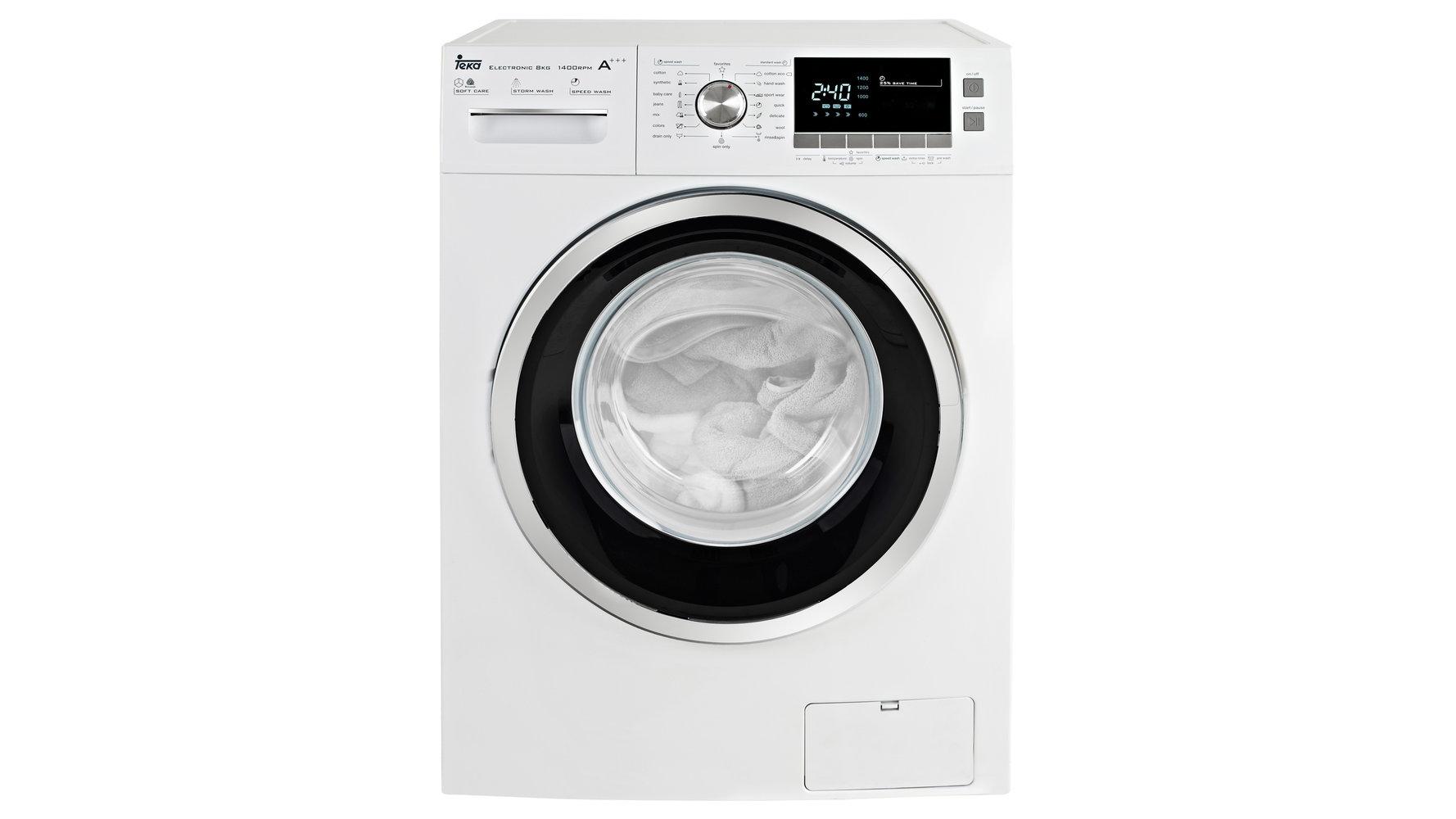 Onwijs Teka SPA TKD 1490 Washer Machine OW-01