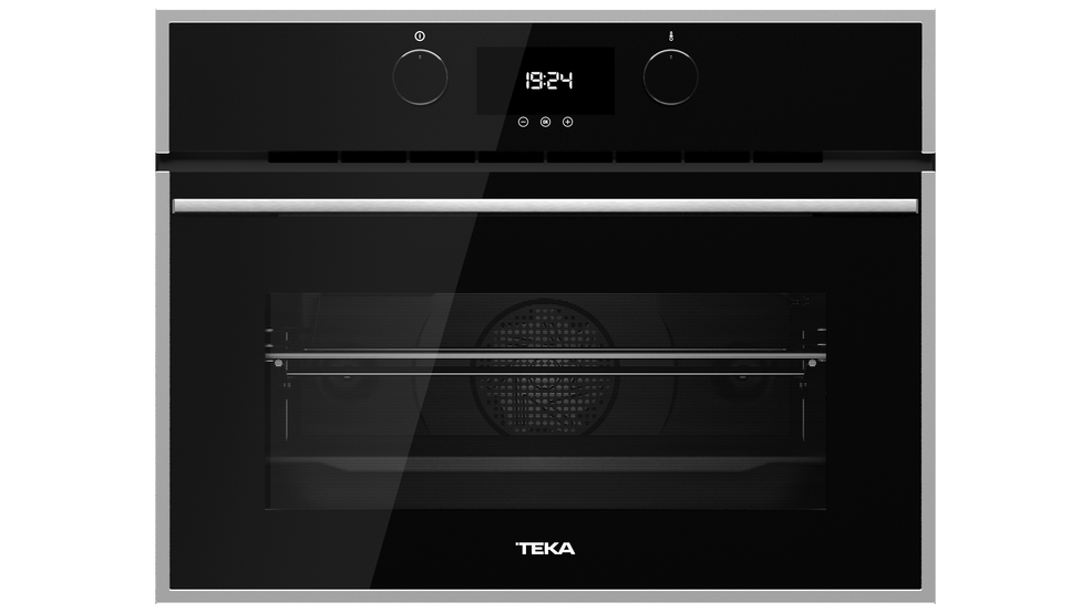 Imagen 1 de Combi HLC 840 Black Glass de Teka