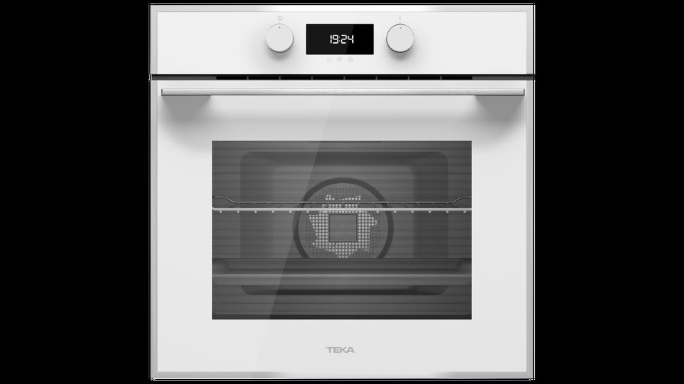 Imagen 1 de horno HLB 840 P White Glass de Teka