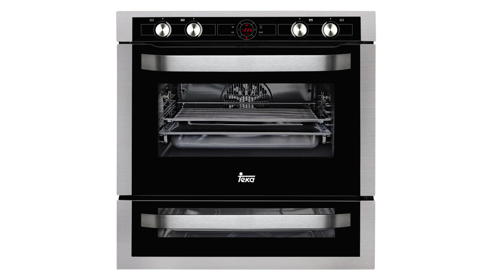View 1 of oven COMBO HL 45.15 Stainless Steel by Teka