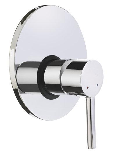 Imagen 1 de grifo de baño ALAIOR CONCEALED SHOWER MIXER Chrome de Teka
