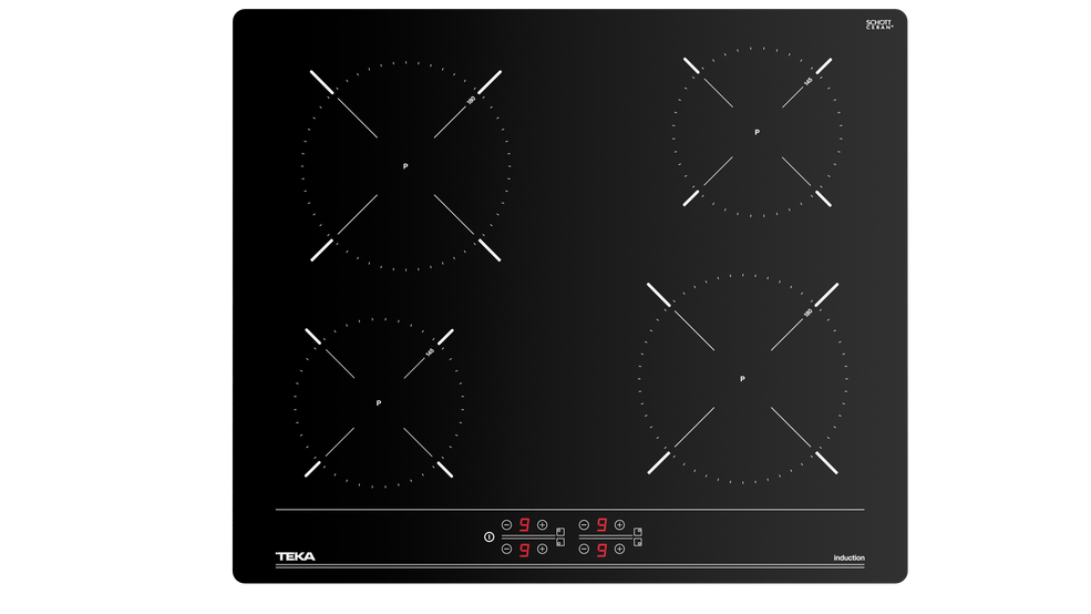 View 1 of hob IBC 64000 TTC Black Glass by Teka