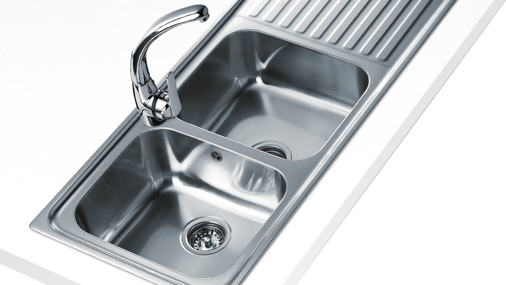 View 1 of sink Classic 2B 1D Stainless Steel by Teka