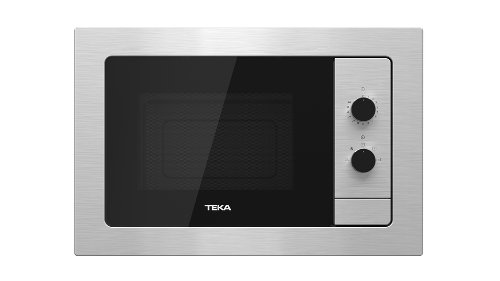 View 1 of microwave MB 620 BI Stainless Steel by Teka