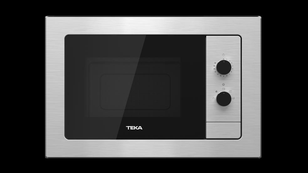 Imagen 1 de microondas MB 620 BI Acero inoxidable de Teka
