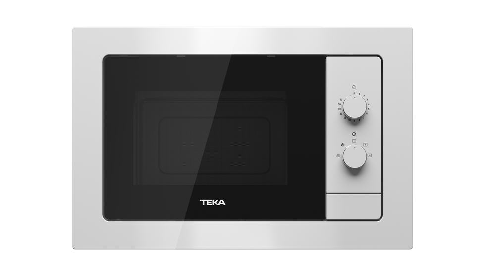 View 1 of microwave MB 620 BI White by Teka