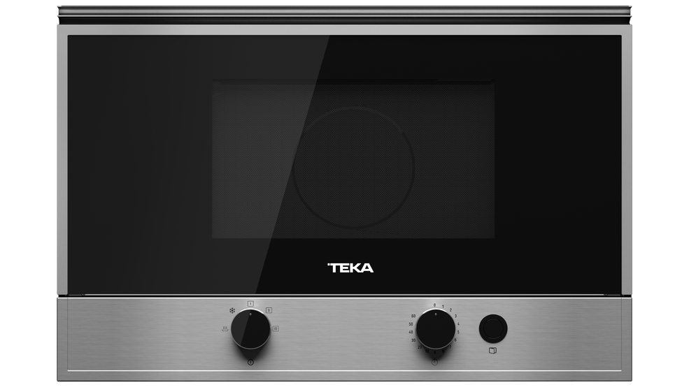 View 1 of microwave MS 622 BI L Stainless Steel by Teka