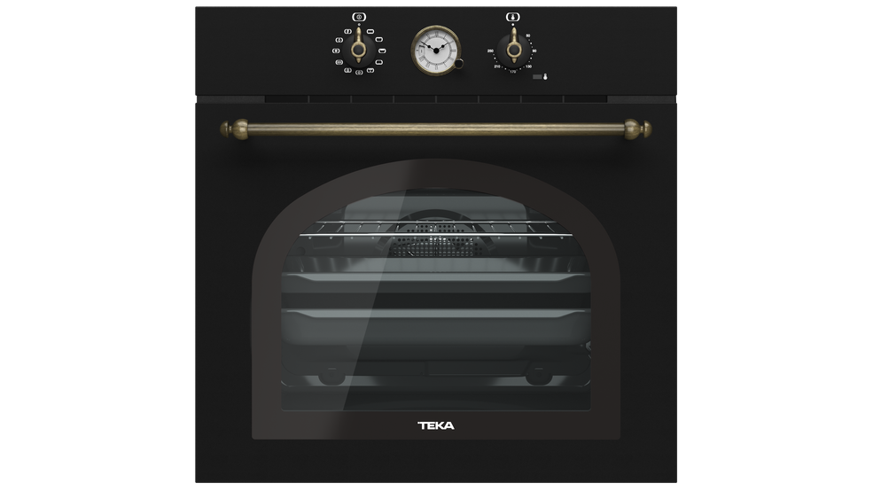 Imagen 1 de horno HRB 6300 AT Anthracite Brass de Teka