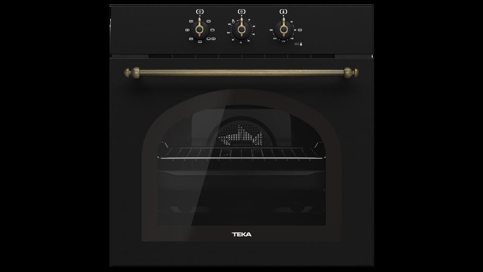 Imagen 1 de horno HRB 6100 AT Anthracite Brass de Teka