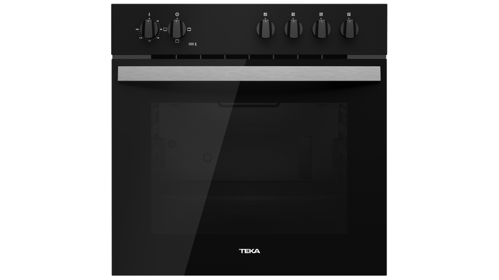 Imagen 1 de horno HBE 490 ME Black Glass de Teka