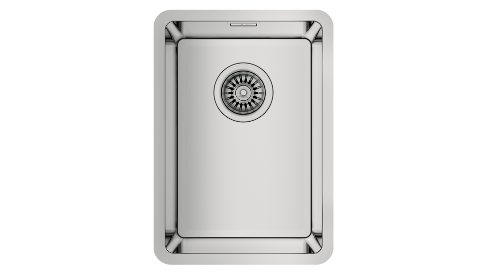 View 1 of sink Be Linea RS15 27.40 Stainless Steel by Teka