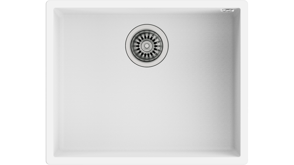 Imagen 1 de fregadero SQUARE 50.40 TG Blanco ártico de Teka