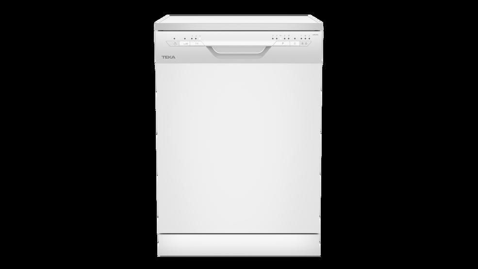 View 1 of dishwasher LP8 810 EU White by Teka